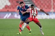 Севилья минимально обыграла Альмерию в четвертьфинале Кубка Короля