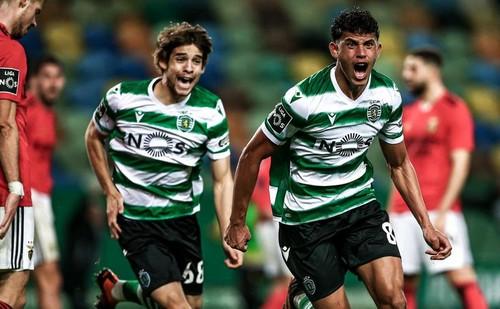 Спортинг обіграв Бенфіку і зміцнив лідерство в чемпіонаті Португалії