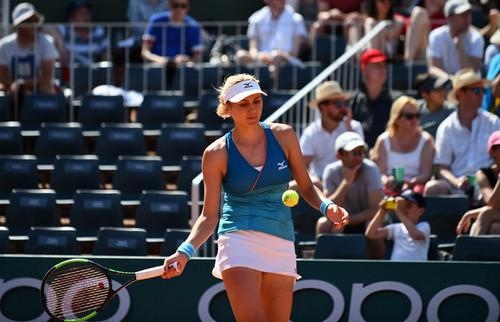 Людмила Киченок завершила борьбу на турнире в Мельбурне