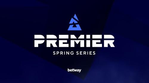 BLAST Premier: Spring Series. Календарь и результаты турнира