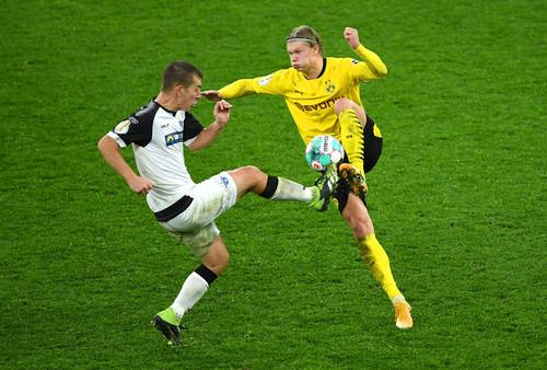 Байєр вилетів. Боруссія Д та Вердер пробилися у чвертьфінал Кубка Німеччини