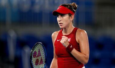 Швейцарка Бенчич – олимпийская чемпионка Токио в женском теннисе