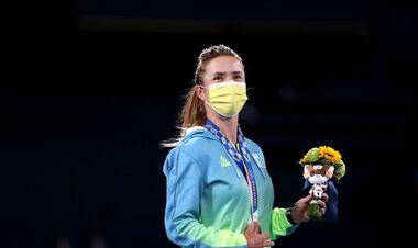 ФОТО. Как Свитолина завоевала бронзу