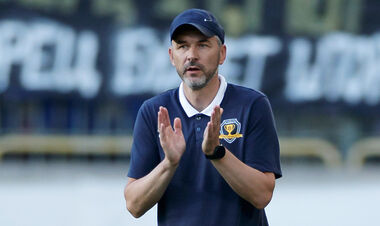 Тренер Дніпра-1: «Все заплановане вдалося. Респект команді»