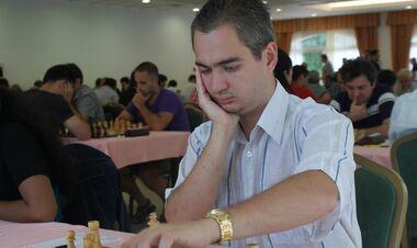 Украинский шахматист стал победителем турнира в Греции
