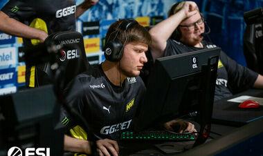 Украинец s1mple – лучший игрок мира на четырех картах CS:GO из семи