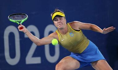 Еліна Світоліна принесла Україні першу олімпійську медаль в тенісі