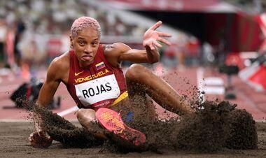 Рохас відібрала в українки Кравець рекорд світу в потрійному стрибку