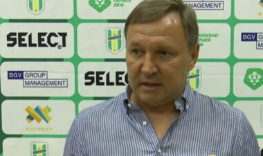 Юрій КАЛИТВИНЦЕВ: «Без моментів гра не виграється»