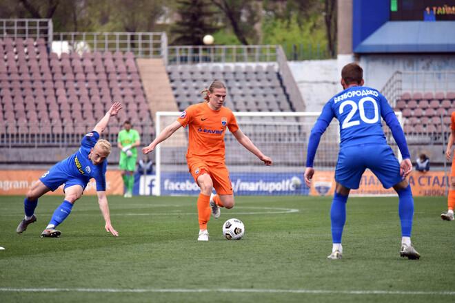 Де дивитися онлайн матч чемпіонату України Маріуполь – Десна