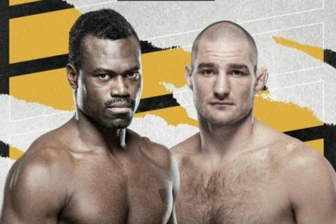 Где смотреть онлайн UFC: Юрайя Холл – Шон Стрикленд