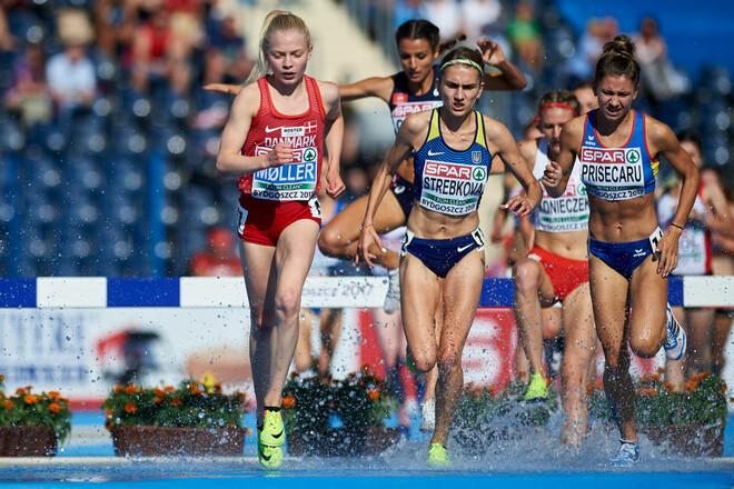 Украинка Стребкова не сумела выйти в финал бега на 3000 метров с/п
