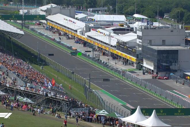 Формула-1. Гран-при Венгрии. Большая авария! Текстовая трансляция