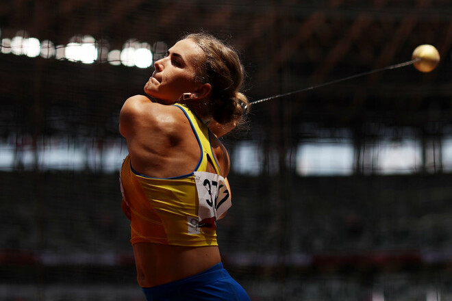Ірина КЛИМЕЦЬ: «Буду йти до своєї мети, вірю, що завоюю медаль Олімпіади»