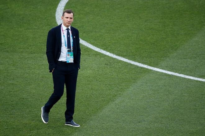 Стала известна причина, почему Шевченко ушел из сборной Украины