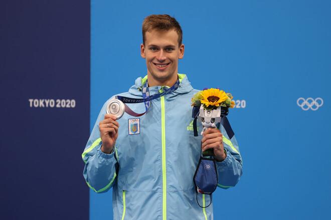 Перше срібло, чекаємо на золото. Медальний залік Олімпіади: Україна – 56-та
