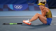 Свитолина завоевала для Украины первую олимпийскую медаль в теннисе
