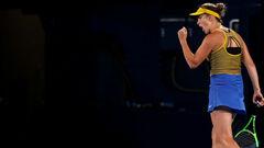 ВИДЕО. Как Свитолина бронзу завоевывала. Лучшие моменты исторического матча