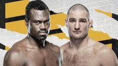 Де дивитися онлайн UFC: Юрайя Холл – Шон Стрікленд