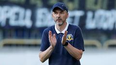 Тренер Днепра-1: «Все запланированное удалось. Респект команде»