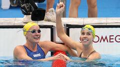 Плавание. Австралийка Эмма Маккеон выиграла второе золото в Токио