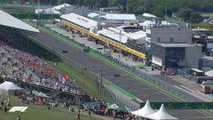 Формула 1. Гран-прі Угорщини. Велика аварія! Текстова трансляція