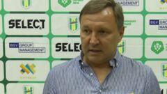 Юрий КАЛИТВИНЦЕВ: «Без моментов игра не выигрывается»