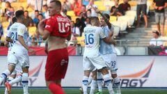 ВІДЕО. Крутий старт сезону. Попов і Гармаш забили Вересу два голи головою