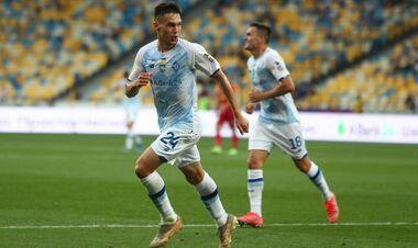 Динамо – Верес – 4:0. Победный старт Луческу. Видео голов и обзор матча