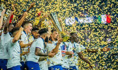 Сборная США обыграла Мексику и завоевала Золотой кубок КОНКАКАФ