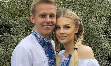 ФОТО. Олександр Зінченко став батьком
