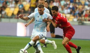 КАРАВАЄВ: «Динамо потрібно продовжувати те, що було в минулому сезоні»
