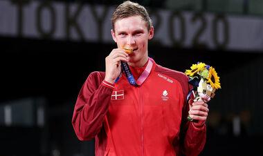 Виктор Аксельсен выиграл Олимпиаду
