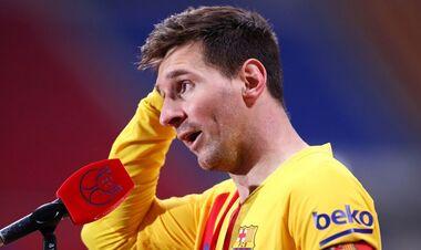 Месси договорился по новому контракту с Барселоной. Известны условия
