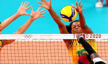 Волейбол на Олімпіаді 2020: розклад та результати