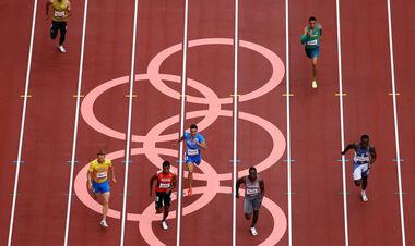 Украинцу Смелику не удалось выйти в полуфинал в беге на 200 метров