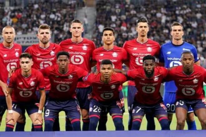 Лілль переміг ПСЖ в Суперкубку Франції з рахунком 1:0