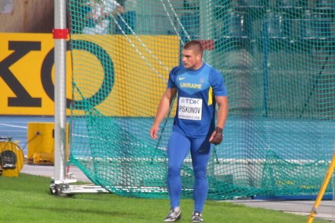 Метання молота. Українець Піскунов завершив виступ на Олімпіаді