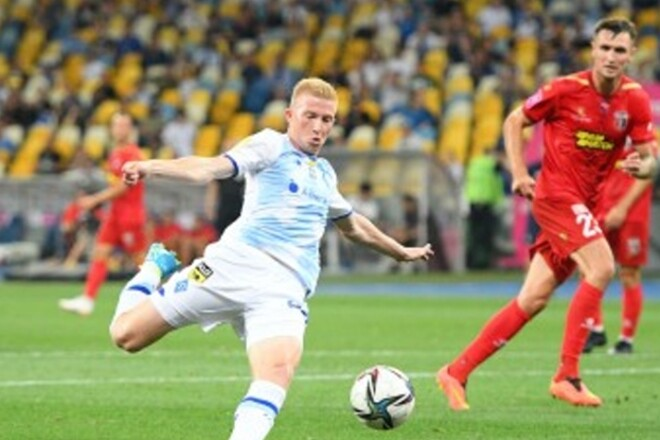 Владислав КУЛАЧ: «Радію перемозі Динамо. А мої голи ще прийдуть»