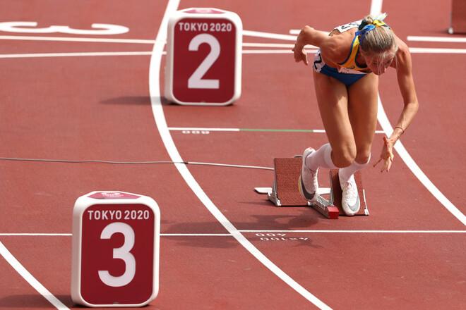Переписали историю. Две украинки – в финале забега на 400 м с барьерами