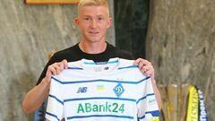 Владислав Кулач дебютировал за Динамо