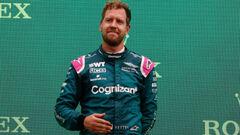 Феттель дискваліфікований після гонки в Угорщині і втратив подіум