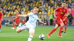Владислав КУЛАЧ: «Рад победе Динамо. А мои голы еще придут»