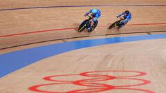 Велотрек. Українки поступилися Польщі і зайняли 8-е місце