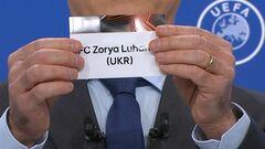 Определен соперник для Зари. Результаты жеребьевки Q4 Лиги Европы