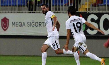 Нефтчи и ХИК разошлись миром в матче квалификации Лиги Европы