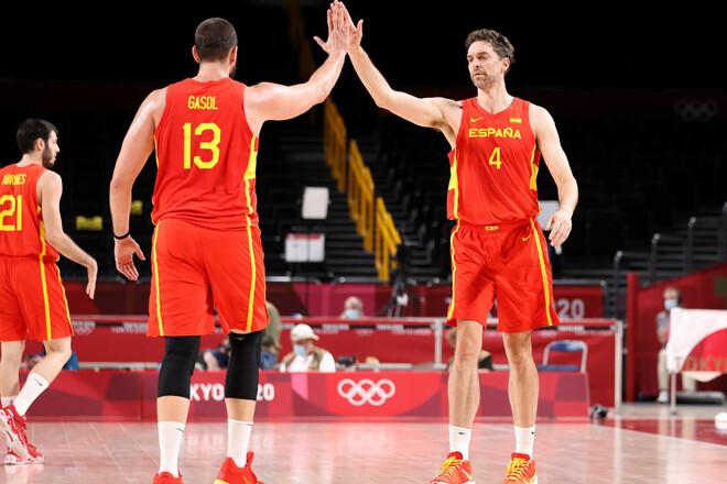 Конец эпохи. Братья Газоль объявили о завершении карьеры в сборной Испании