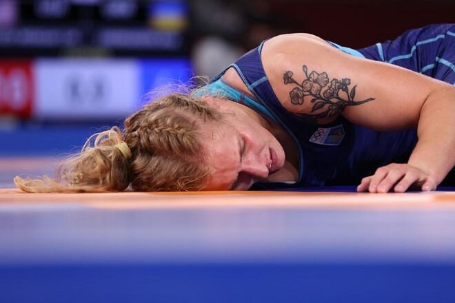 Ще одна бронза! Черкасова завоювала медаль у вільній боротьбі