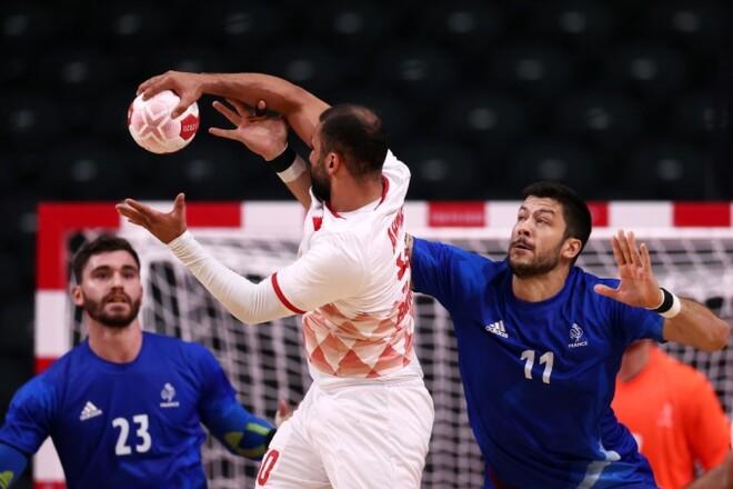 Сыгран самый результативный матч в истории гандбольного плей-офф Олимпиад