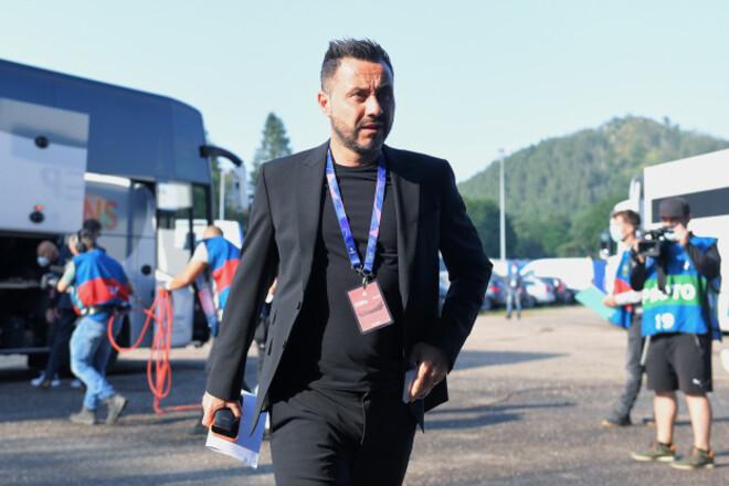 Де Дзерби прокомментировал свой дебют в Лиге чемпионов